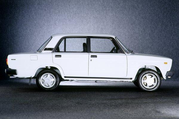 ВАЗ-21055 - c дизельным двигателем