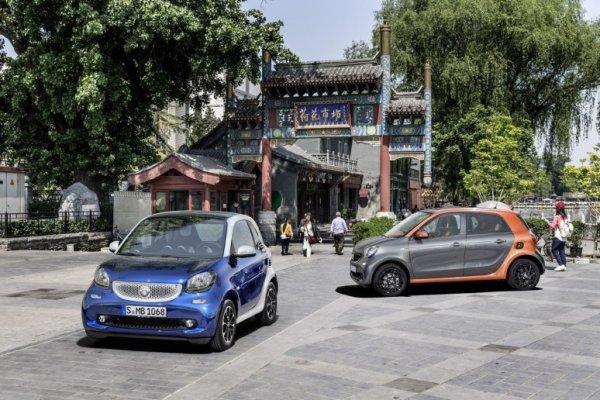 Smart - автомобильная марка